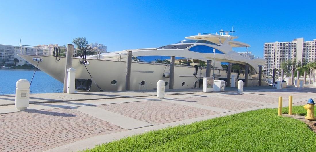 Super Yacht Rentals Miami